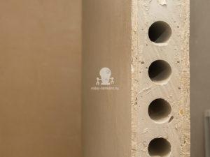 Цементно-песчаная штукатурка: пример выполненных работ 4